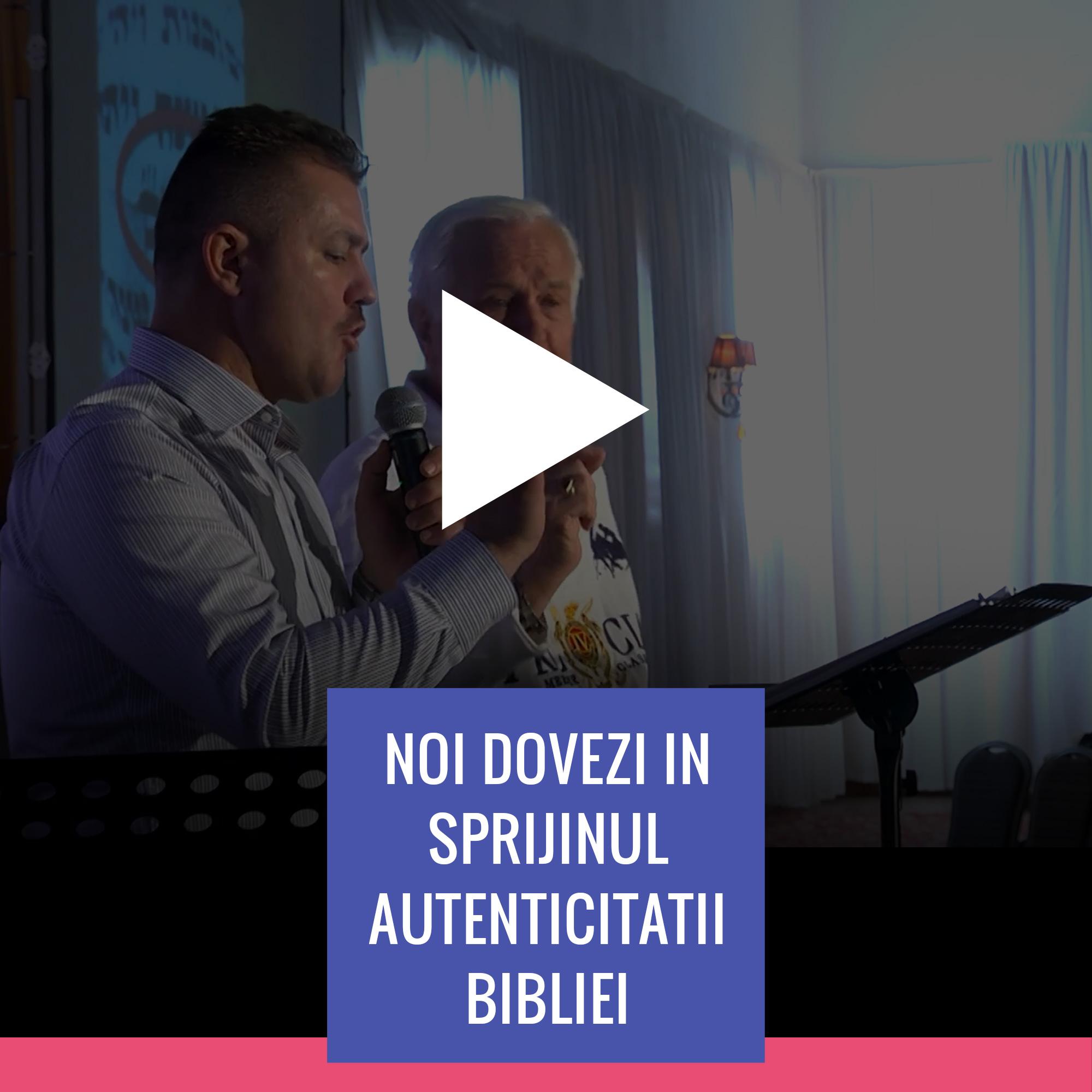 Josh McDowell – Noi Dovezi În Sprijinul Autenticității Bibliei – Acces Online