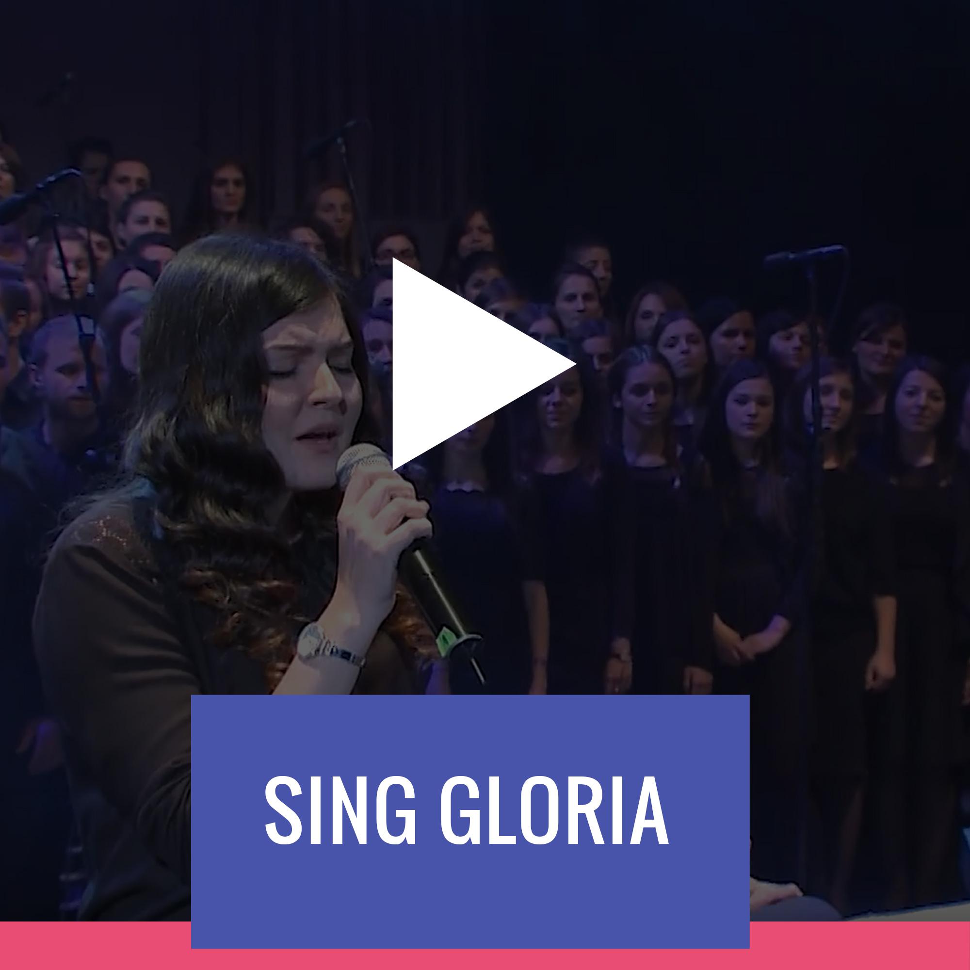 sing-gloria